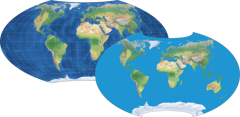 Compare Map Projections