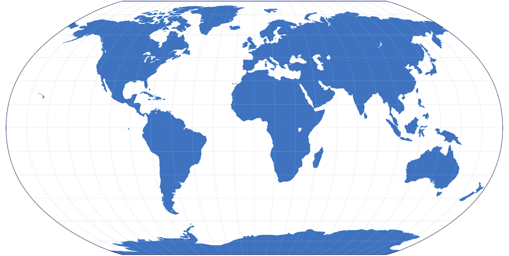 Metric Properties of Map Projections
