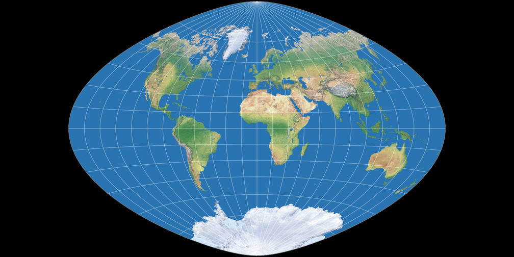 News on map projections and the van der grinten iv with its two wings or cusps or whatever you like to call it i always call them cell division projections but only if no one is gumiabroncs Image collections
