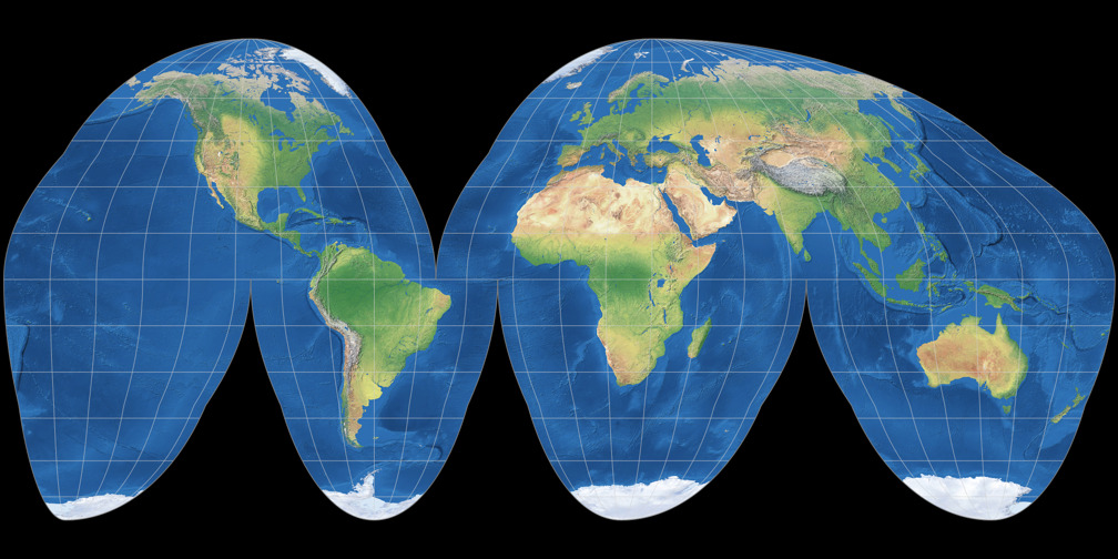 map projection definition Define map projection map projection synonyms, map projection pronunciation, map projection translation, english dictionary definition of map projection n a means of representing or a representation of the globe or celestial sphere or part of it on a flat map, using a grid of lines of latitude and longitude.