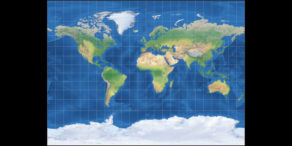 Patterson cylindrical projection mercator behrmann gall peters miller 1 gumiabroncs Images