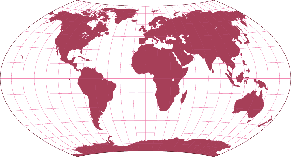 Wagner VIII Silhouette Map